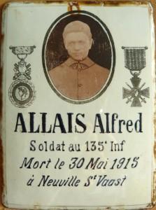 ALLAIS Alfred