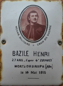 BAZILE Henri