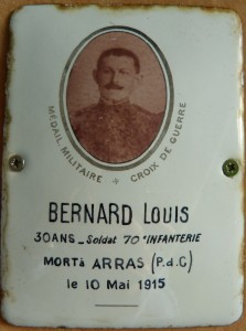 BERNARD Louis