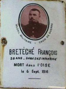 BRETECHE François