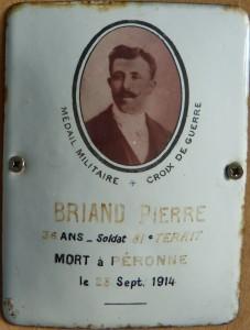 BRIAND Pierre