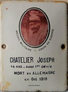 CHATELIER Joseph