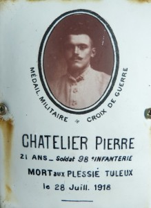 CHATELIER Pierre