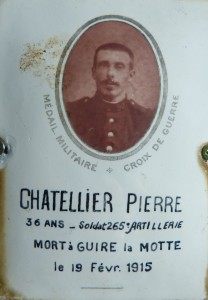 CHATELLIER Pierre