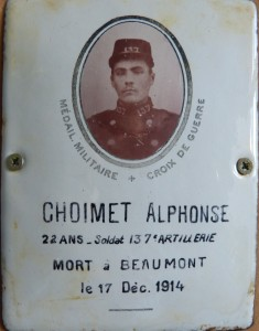 CHOIMET Alphonse