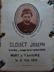 CLOUET Joseph