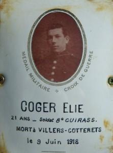 COGER Elie
