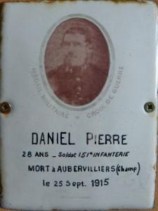 DANIEL Pierre