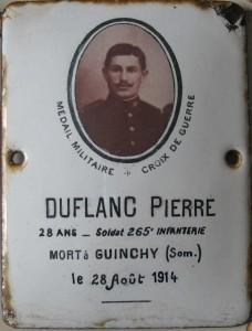 Duflanc Pierre