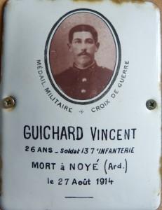 GUICHARD Vincent