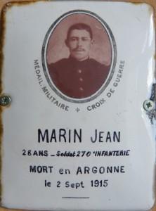 MARIN jean