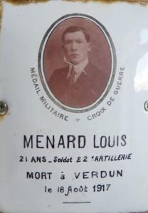 MENARD Louis