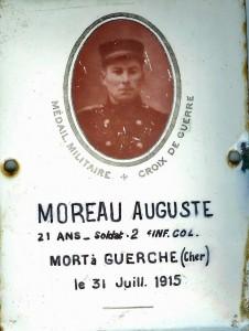 MOREAU Auguste