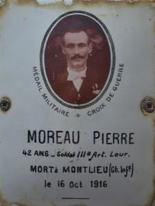 MOREAU Pierre