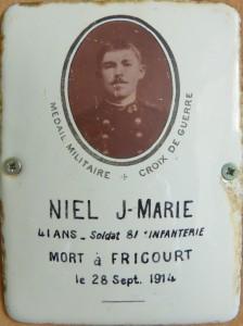 NIEL Jean-Marie