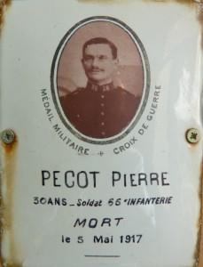 PECOT Pierre