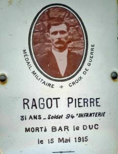 RAGOT Pierre
