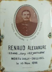 RENAUD Alexandre