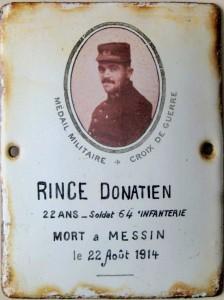 RINCE Donatien