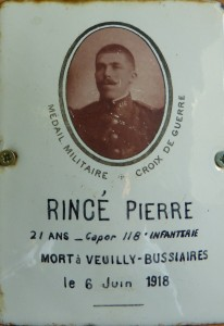 RINCE Pierre