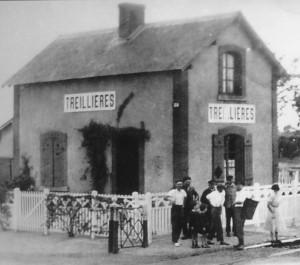 Trelières