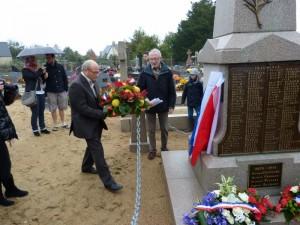 8  11 novembre 1913. Inauguration du monument aux morts enrichis de nouvelles plaques commémoratives. (800x600)